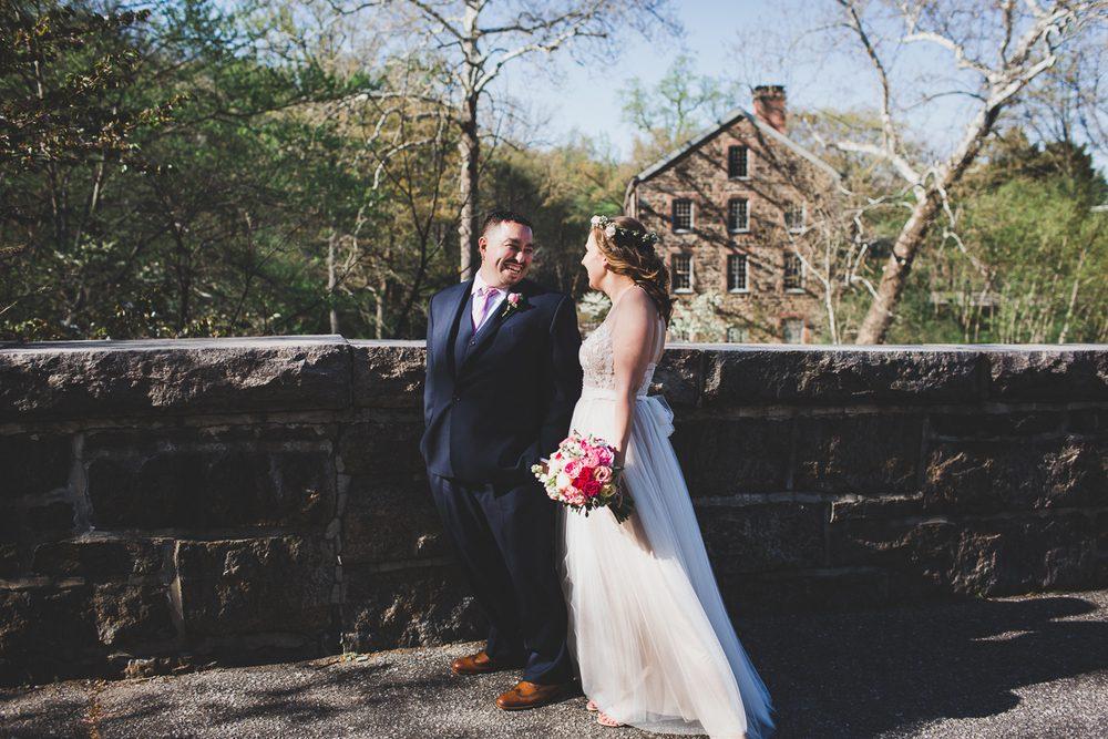 Stone Mill Bronx Premier Wedding Venue Ny Botanical Garden
